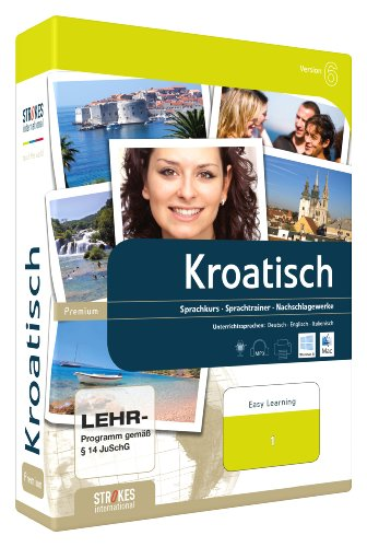 Strokes Easy Learning Kroatisch 1 Version 6.0