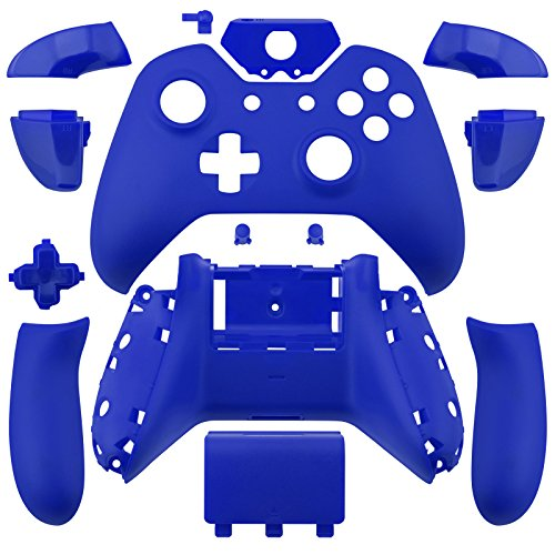 Matte Royal Blue Xbox One Controller Shell Kit