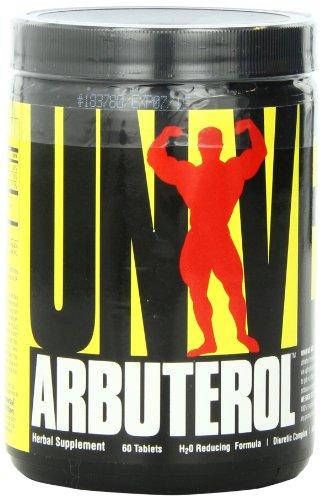 Universal Nutrition Arbuterol - 60 Tablets