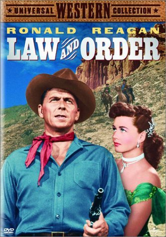 Law and Order by Ronald Reagan (Dvd Filme Reagan Ronald)