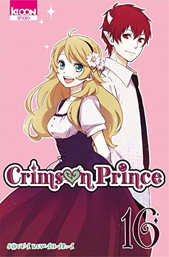 Crimson Prince, Tome 16 :