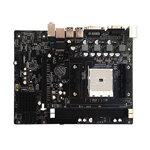 MXECO Nueva placa base escritorio A55 Interfaz FM1