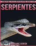 Serpientes: Libro de imágenes asombrosas y datos curiosos sobre los Serpientes para niños (Serie Acuérdate de mí)