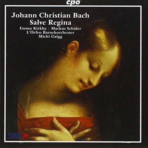 J. C. Bach : Salve Regina