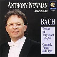 Bach: Toccatas; Chromatic Fantasy & Fugue