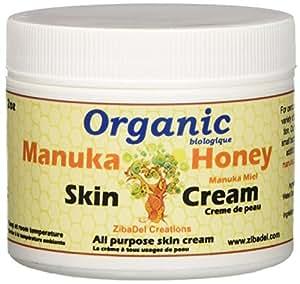 Organic Manuka Honey Intense Moisture Skin Baby Cream - Perfect for Eczema and Skin Conditions in Babies & Children