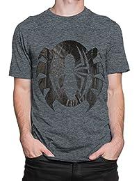 Spiderman - T-Shirt à Manches Courtes - Spider Man - Homme