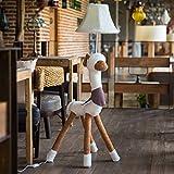 Floor Stand Lights - Tuch Duke Alpaca Stehlampe Schaf Tischlampe Cartoon Kinderzimmer Geschenk Lichter - Design Fixture Lighting (größe : Floor lamp)