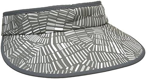 Nike Print Big Bill Visor Golf Visor for Women, One Size, Women, Print Big Bill Visor 2.0, White, Black, Grey, only size