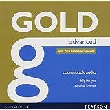 Gold Advanced Class Audio CDs