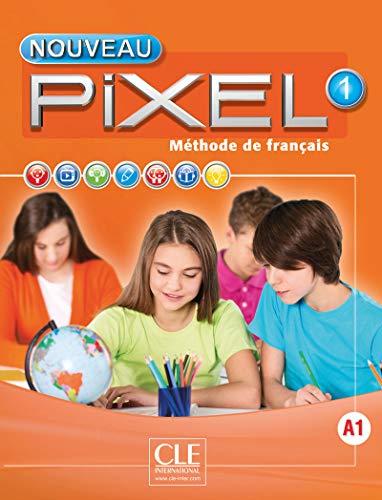 Pixel. Méthode de français (A1 . A2). Con DVD-ROM (Nouveau Pixel)