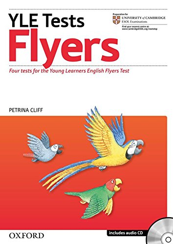 Cambridge Young Learners English Tests: Flyers (Practice Tests)