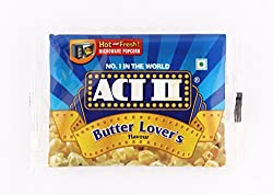 Act II Popcorn - Butter Lover's, 33g Pouch