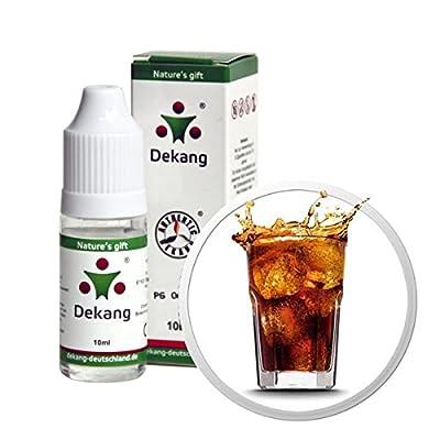E-Zigarette Set inkl. nikotinfrei Liquid DEKANG, wiederaufladbarer Akku, nachfüllbarer CE4 Verdampfer, Ständer, e Zigarette von MoonBee