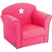 fauteuil enfant fille. Black Bedroom Furniture Sets. Home Design Ideas