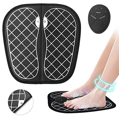 Massaggiatore plantare massaggio piedi - tecnologia sme fisioterapia e design ergonomico rilassamento per casa e ufficio