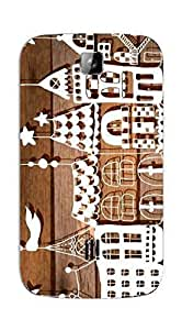 UPPER CASE™ Fashion Mobile Skin Vinyl Decal For Micromax A45 [Electronics]