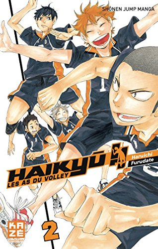Haikyu !! - Les As du volley T02