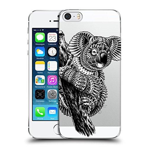 Offizielle Bioworkz Koala Tierwelt 2 Ruckseite Hülle für Apple iPhone 6 / 6s Koala Verziert