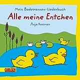 Mein Badewannenliederbuch: Badebuch