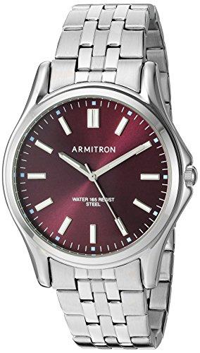 armitron-mens-20-5139bysv-silver-tone-bracelet-watch