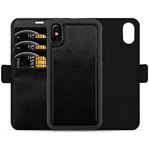 portafoglio custodia iphone x