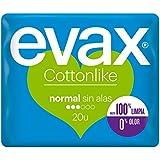 Evax Cottonlike Normal Compresas - 20 unidades