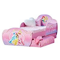 Disney Princess Kids Toddler Bed
