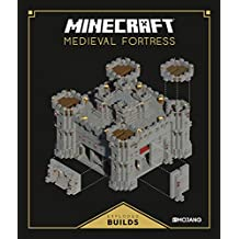 Minecraft Exploded Builds: Medieval Fortress: Building Projects to Create and Inspire
