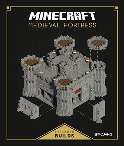 Minecraft: Exploded Builds: Medieval Fortress: An ..