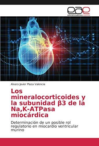 Los mineralocorticoides y la subunidad β3 de la Na, K-ATPasa miocárdica: Determinación de un posible rol regulatorio en miocardio ventricular murino