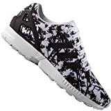 adidas Originals ZX Flux W Sneaker S74981 White/Black Gr. 37 1/3 (UK 4,5)