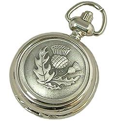 A E Williams 5825 Thistle ladies pendant/handbag watch