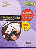 Uttam 12th Secretarial Practice Papers with Solution