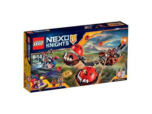Preisvergleich Produktbild LEGO Nexo Knights 70314 - Chaos-Kutsche des Monster-Meisters
