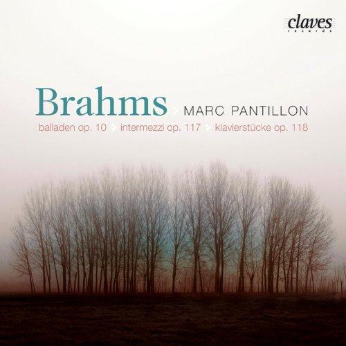 Brahms: Balladen Op. 10, Intermezzi Op. 117, Klavierstücke Op. 118