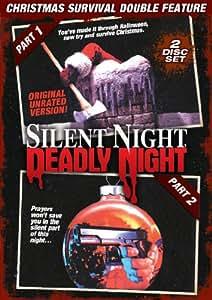 Silent Night: Deadly Night 1 & 2 [DVD] [Region 1] [US Import] [NTSC]
