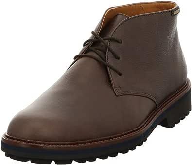 Mephisto Berto 1551 748527 - Stivali da uomo, colore: Marrone