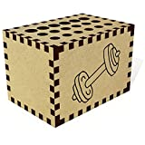 Azeeda 'Hantel' Bleistift Block / Halter (PB00014641)