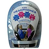Maxell Kids Safe - Auriculares , rosa