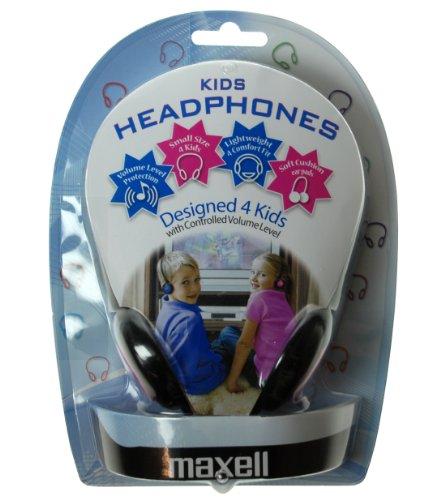 MAXELL Kinder Kopfhörer in Farbe rosa Maxell Mp3-player