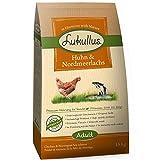Lukullus Hundefutter Huhn & NORTHERN Wild Lachs. Eine heathly ausgewogenen Lebensmittel für Ihren Hund