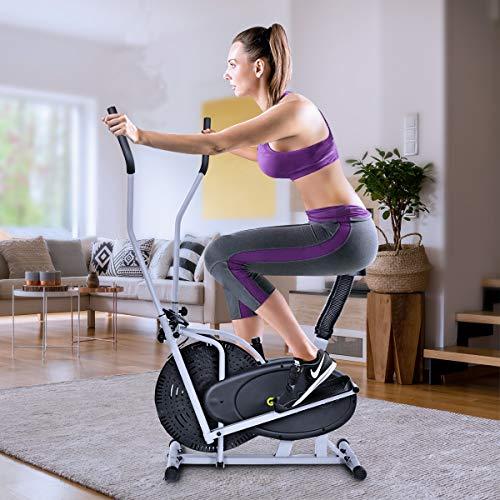 Fahrrad Heimtrainer 2 in 1 Crosstrainer kaufen  Bild 1*