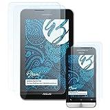 Bruni Pellicola Protettiva per ASUS PadFone Mini Tablet&Smartphone Pellicola Proteggi, Cristallino Proteggi Schermo (Set di 2)