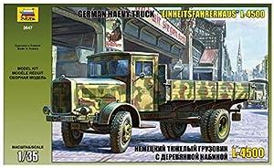 Zvezda - Maqueta de Tanque Escala 1:35 (Z3647)