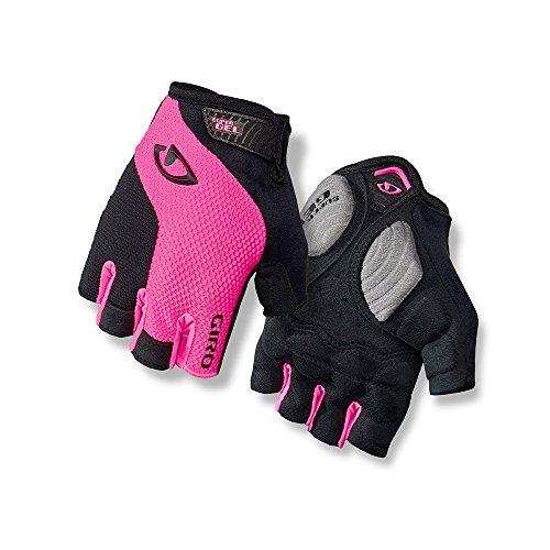 Giro Damen Strada MASSA SUPERGEL Fahrradhandschuhe, Bright pink, L