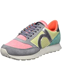 Unisex Adults Prisa Trainers, Various Colours (Black/Silver) Duuo