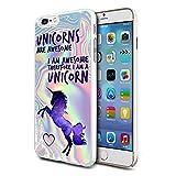 N4U Online Awesome Rainbow Unicorn Phone Case Clip Cover