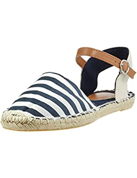TOM TAILOR Damen 2799004 Espadrilles