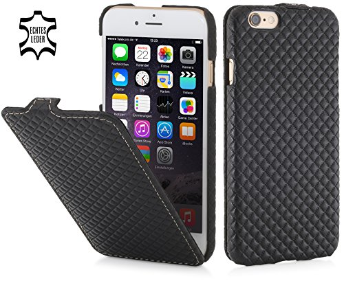 stilgut-ultraslim-genuine-leather-case-for-iphone-6-iphone-6s-47-black-karo